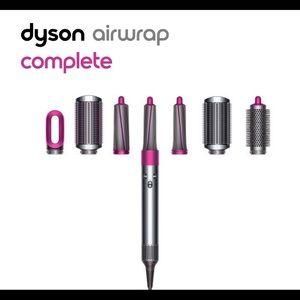 Dyson air wrap